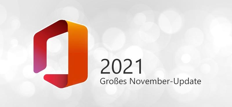 Großes Microsoft 365 und Outlook Update